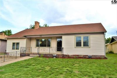 Lyons Single Family Home For Sale: 816 S East Ave