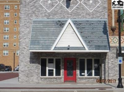 Pratt Commercial For Sale: 317 S Main St