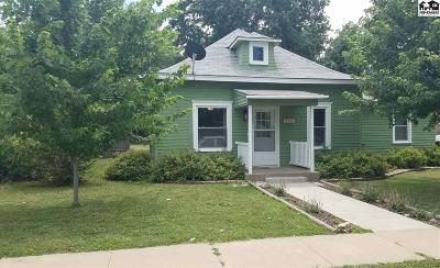 Buhler Single Family Home For Sale: 319 W Avenue B