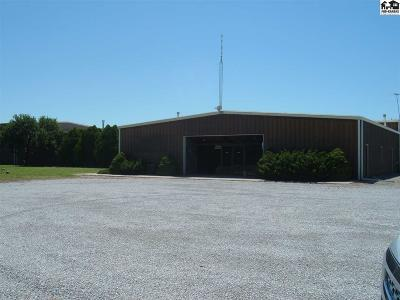 Pratt Commercial For Sale: 30411 N U.s. Hwy 281