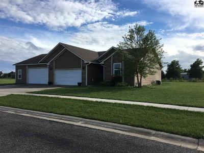 Buhler Single Family Home For Sale: 509 Prairie Park Lane
