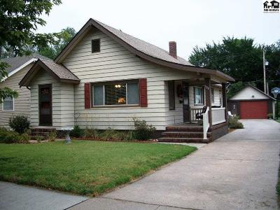 Single Family Home Sale Pending: 108 W 14th Ave