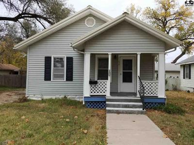 Single Family Home For Sale: 518 W 13th Ave