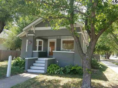 Single Family Home For Sale: 1423 N Main St