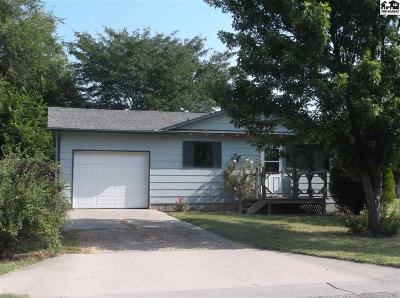 Single Family Home For Sale: 1606 E 9th Ave