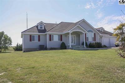 Pratt Single Family Home For Sale: 10083 NW 10th St