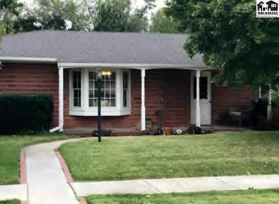 Burrton Single Family Home For Sale: 319 W Adams St