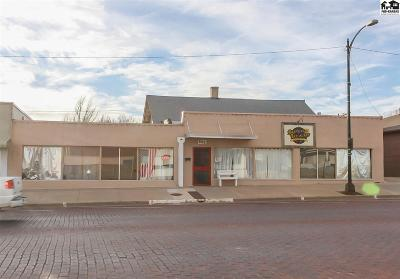 Pratt Commercial For Sale: 607 S Main St