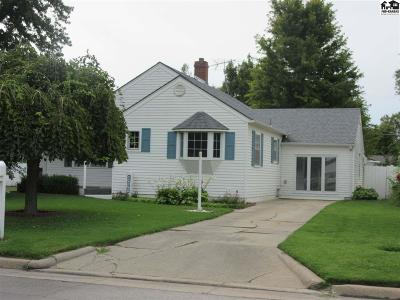 Single Family Home Sale Pending: 103 W 25th Ave