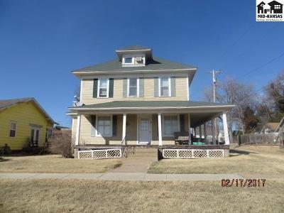 Multi Family Home For Sale: 314 W 3rd St