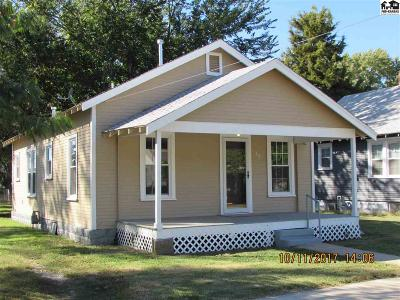 Buhler Single Family Home For Sale: 317 S Wall St