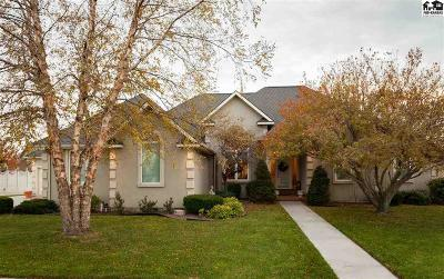 McPherson County Single Family Home For Sale: 1090 Heritage Drive