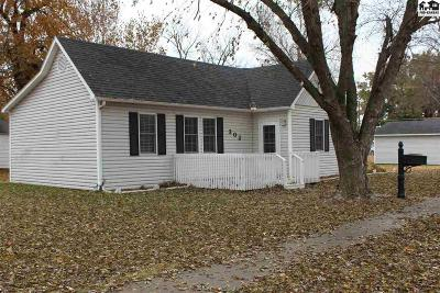 Single Family Home For Sale: 302 S 4th St