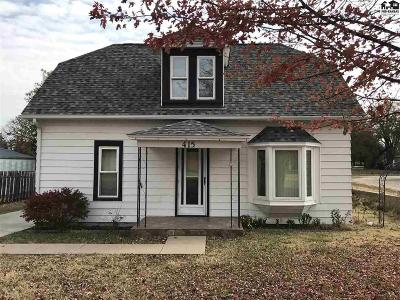 Little River Single Family Home For Sale: 415 Waverly St