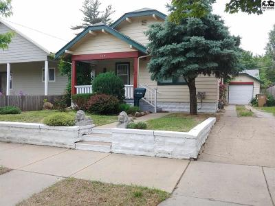 Single Family Home For Sale: 119 W 17th Ave