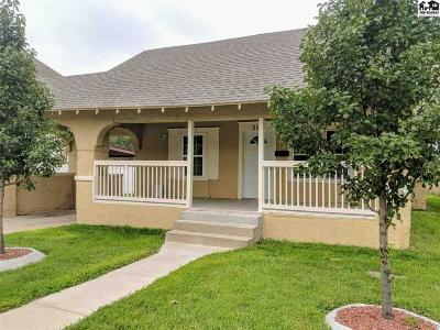 Hutchinson Single Family Home For Sale: 217 W Avenue B