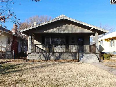 Single Family Home For Sale: 116 W 17th Ave