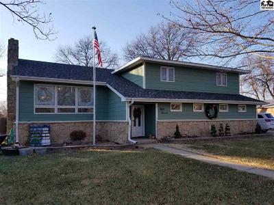 Lindsborg Single Family Home For Sale: 811 N Main St