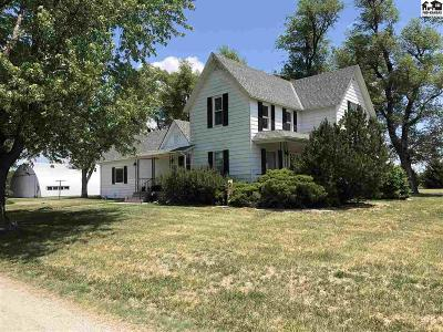 Galva Single Family Home For Sale: 1966 Highway 56