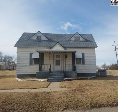 Pratt KS Single Family Home For Sale: $43,000