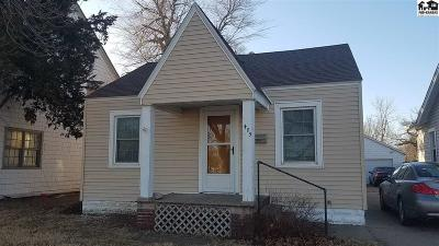 Single Family Home For Sale: 405 W 15th Ave