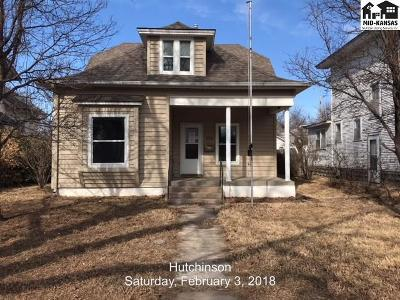 Single Family Home For Sale: 206 W 9th Ave