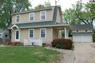 Inman Single Family Home For Sale: 106 S Maple St