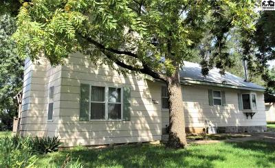 Buhler Single Family Home For Sale: 313 N Wall St