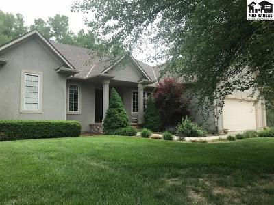Single Family Home For Sale: 3907 Deer Ridge Dr
