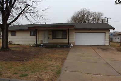 South Hutchinson Single Family Home For Sale: 227 S Maple St