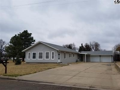 South Hutchinson Single Family Home For Sale: 124 W F Ave