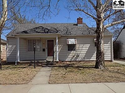 Hutchinson Single Family Home For Sale: 1914 N Walnut St