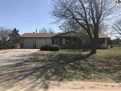 McPherson Single Family Home For Sale: 996 15th Ave