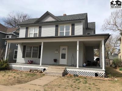 Lyons Single Family Home For Sale: 313 E Avenue S