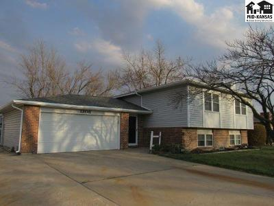 McPherson Single Family Home For Sale: 1308 Northcourt Dr
