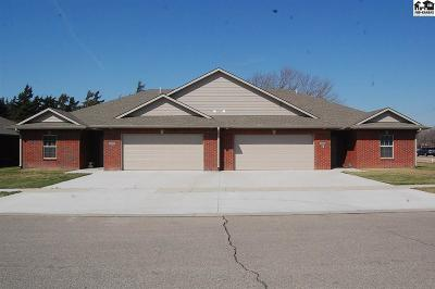 Hutchinson Multi Family Home For Sale: 2907 Dickens Dr