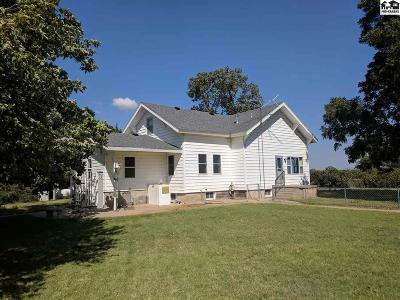 Nickerson Single Family Home For Sale: 11107 W 43rd Ave