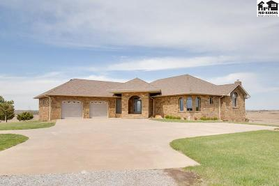 Reno County Single Family Home For Sale: 18101 S Whiteside Rd