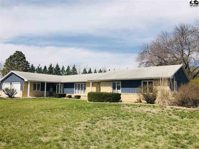 McPherson County Single Family Home For Sale: 626 Park Ln