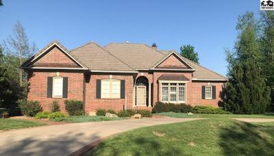 Single Family Home For Sale: 3808 Cherry Hills Dr