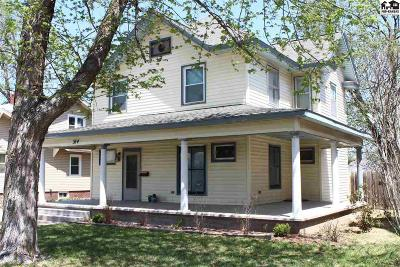 Lyons Single Family Home For Sale: 314 S Douglas Ave