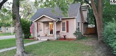McPherson KS Single Family Home For Sale: $132,000