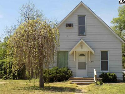 Single Family Home For Sale: 407 N Burr St