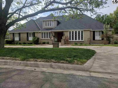 Hutchinson Single Family Home For Sale: 2705 N Tyler St