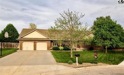 McPherson County Single Family Home For Sale: 1489 Janasu Rd