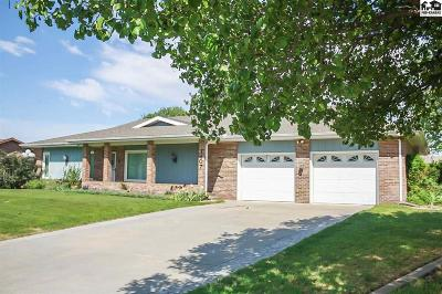 Pratt Single Family Home For Sale: 1407 Western Ave