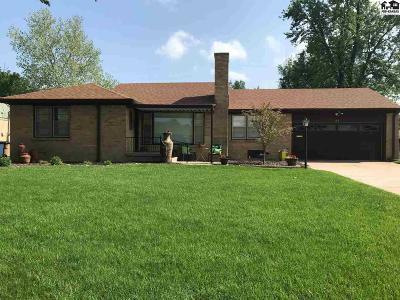 Hutchinson Single Family Home For Sale: 41 29th Pkwy