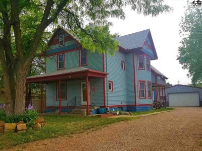 Lindsborg Single Family Home For Sale: 211 S Cole St