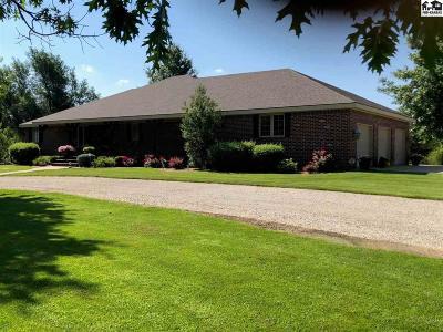 Hutchinson Single Family Home For Sale: 2805 E 56th Ave