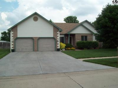 McPherson County Single Family Home For Sale: 1416 Northglen St